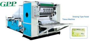 Automatic High Speed Folding Facial Tissue Paper Making Machine pictures & photos