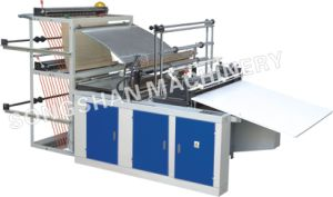 Double Layer Two Lines Bag Making Machine (SHXJ-1000D) pictures & photos