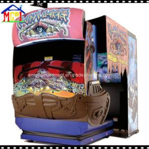 Simulation Arcade Game Machine for Gun Shooting pictures & photos