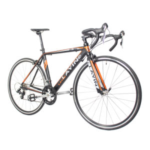Bicycle Factory 700c Microshift 16-Speed Aluminum Alloy Road Racing Bike pictures & photos
