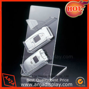 Acryilc Display Rack Acrylic Phone Display Stand pictures & photos