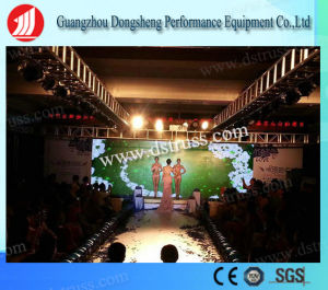 Aluminum Runway Stage and Lighting Truss Backdrop Truss System pictures & photos