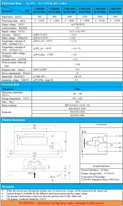 Hall Current Sensor Transducer for Phase Advancer of Smart Grid pictures & photos