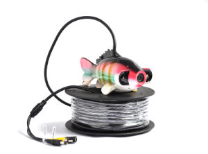 Color CCD Underwater Surveillance Camera Cr006j with 20m to 300m Cable pictures & photos
