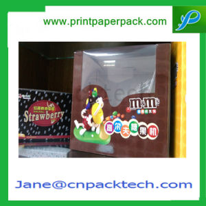 Custom Cardboard PVC Blister Box Confectionery Chocolate Candy Packing Paper Gift Box pictures & photos