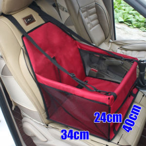 Travel Animals Cats Dogs Matter Companion Pet Car Booster Seat Portable Pet Booster Seat Car Dog Carrier Mesh Sided Travel Cars Bag for Pets Back pictures & photos