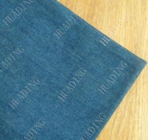 Blue Twill Jeans Denim Fabric (EC9227) pictures & photos