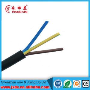 H05VV-F 3 Core Flexible Power Cable pictures & photos