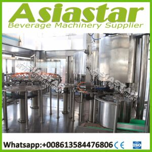 Fully Automatic PLC Control Mineral Water Filling Machine pictures & photos
