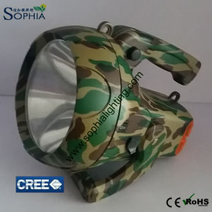 5W CREE LED Military Light Patrol Lamp with Shoulder Strap pictures & photos