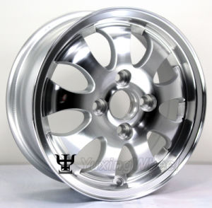13 Inch Wheel Hub Alloy Wheel with ODM & OEM pictures & photos