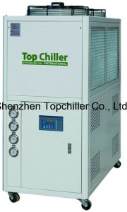 Industrial Packaged Chiller for Oil Cooling Systems pictures & photos