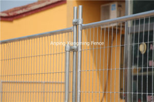 Cheap Galvanized Strong Temporary Construction Fence pictures & photos