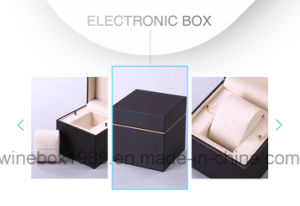 Simple Plastic Billet Rectangle Digital Packaging Electronic Gift Box pictures & photos