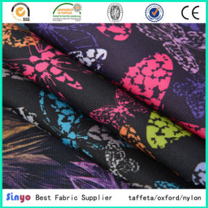 Oxford Zl-3085 Cationic Lines Design Jacquard Fabric for Bendly Backpacks with Printed pictures & photos