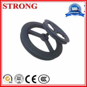 Plastic Roller Pulley Round Wheel Processing Guide Wheel Double Bearing pictures & photos