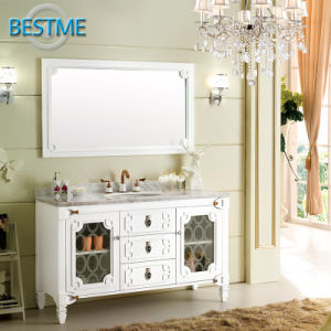 Single Sink Bathroom Cabinet (BF-8065) pictures & photos