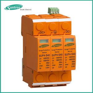 500V 1000V DC Surge Protector Device 20ka-40ka pictures & photos