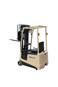 Latest Factory Price Mini 1t Three Wheels Electric Forklift pictures & photos