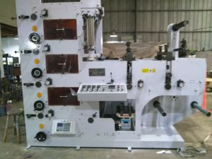 Flexo Printing Machine with Video Monitor (RY-320/ 480-5C) pictures & photos