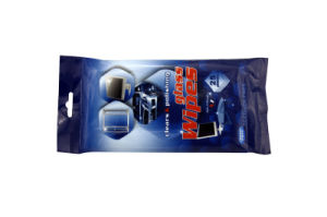 Multi-Purpose Glass Wipes, Car Glasses Window Cleaning Wipes pictures & photos