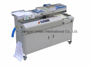 Wholesale Hot Selling Book Binding Machine A3 Perfect Glue Binder with Side Glue Bw-986V pictures & photos