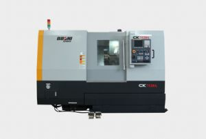 Ck7520 Sereis Slant-Bed CNC Lathe pictures & photos