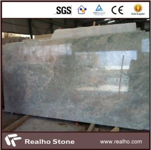 Polished Seawave Green Granite Slabs Price