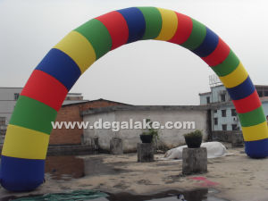 Colorful Inflatable Archway Inflatable Entrance Arch pictures & photos