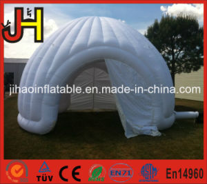 Couple Doors Giant Inflatable Dome Tent for Camping pictures & photos