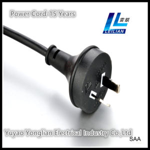 Power Cable with SAA Certificate pictures & photos