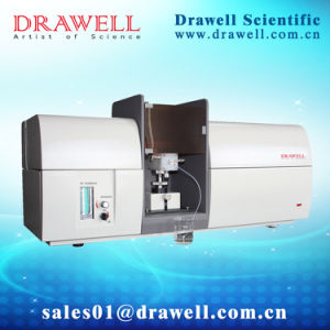 Drawell Double Beam Atomic Absorption Spectrophotometer with Flame (DW-AA2081) pictures & photos