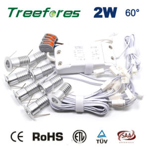 2W Mini COB LED Downlight with Ce RoHS LED Driver pictures & photos