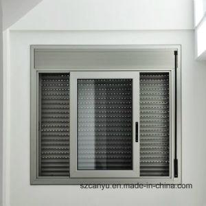Aluminum Security Door and Window Mosquito Screen Windows pictures & photos