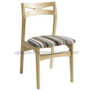 Leisure Wood 4 Legs Cafe Restaurant Chair Without Armrest (SP-EC819) pictures & photos