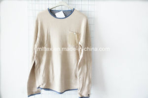 Round Neck Purity Colour Sweater for Women pictures & photos
