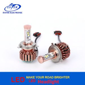 New Products 2016 Innovative Product 40W 3600lm LED Headlight for Car and Motorcycle with CREE LED H4 pictures & photos