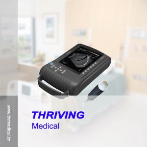 Thr-2018V Hospital Veterinary Portable Ultrasound pictures & photos