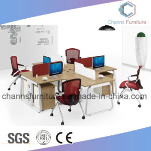 Popular Furniture Wooden Training Desk Office Table Workstation pictures & photos