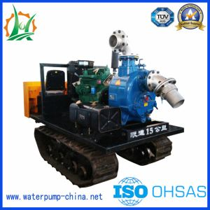 Self-Propelled Mobile Pumping Station Platform pictures & photos