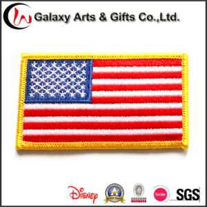 Embroidery Patch Made by Embroidery Machine pictures & photos
