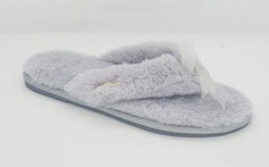 Women′s Fake Fur Slipper pictures & photos