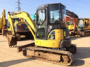 Used Mini Excavator Komatsu PC55 Mr -2 Small Excavator (PC55 PC40 PC35 Digger) pictures & photos