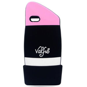 Lipstick Shape Cute Custom Silicone Phone Cases pictures & photos