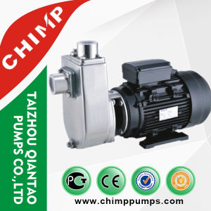 Zbfs Series Stainless Steel Self-Priming Chemical Water Pumps pictures & photos
