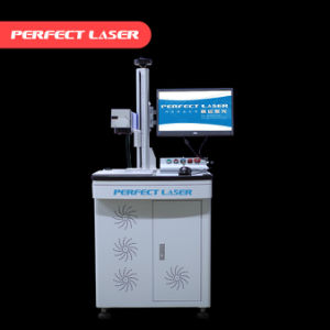 Laser Fiber Marker 20W for The Plastic pictures & photos