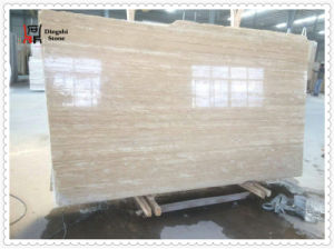 Natural Stone Roma Travertine for Wall Cladding/ Flooring/Building Material pictures & photos