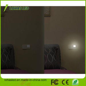 Hot Sale LED Light Bulb 0.3W/110V Plug LED Night Lamp pictures & photos