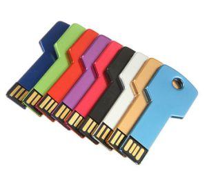 Key Shape USB Flash Storage Drive 8GB 16GB USB2.0 Memory Thumb Stick pictures & photos