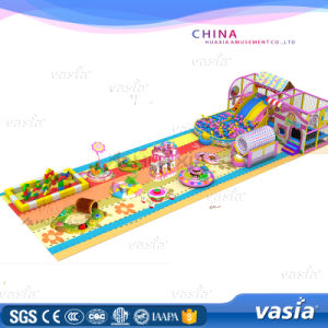 Indoor and Outdoor Playground Development for Children pictures & photos